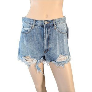 ARTICLES OF SOCIETY NWT High Rise Vintage Shorts